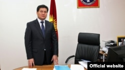 Kubat Otorbaev, the general director of KTRK, gave no reason for his decision to resign.