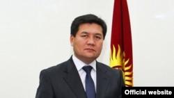 Кубат Оторбаев, кандидат в депутаты парламента Кыргызстана.