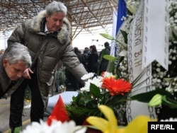 """""""This is a provocation, and it is digging into the wounds of the victims after 20 some years,"""" says Senida Karovic, head of the Sarajevo-based Union for Civil Victims of War."""