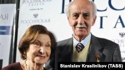 Gevork və Gohar Vartanianlar 2010-cu ildə