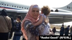Гражданка Таджикистана покинула Йемен