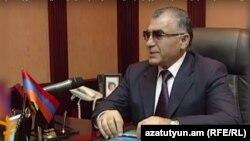 Ukraine - Armenian Ambassador to Ukraine Andranik Manukian.
