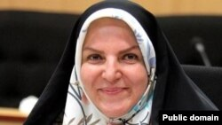 Massoumeh Aghapur Alishahi member of Iran's parliament has contracted COVID-19 virus. FILE PHOTO