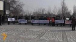 "Бессрочная забастовка на ""Кумторе"""