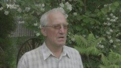 Володимир Мусій про знайомство з Ганною Валентинович
