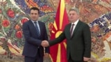 New Macedonian Government Takes Office
