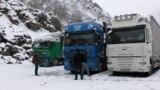 Шоҳроҳи Душанбе-Чаноқ, 25-уми феврал, 2021.