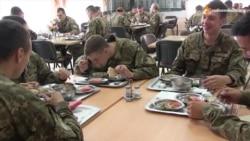 Львівських курсантів почали годувати майже за стандартами НАТО