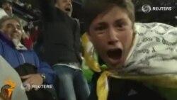 """Мадриднинг """"Реал"""" жамоаси Европа Чемпионлар Лигаси ғолибига айланди"""