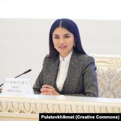 Saida Mirziyoyeva