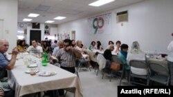 Нью-Йоркта татарлар Ураза бәйрәмендә