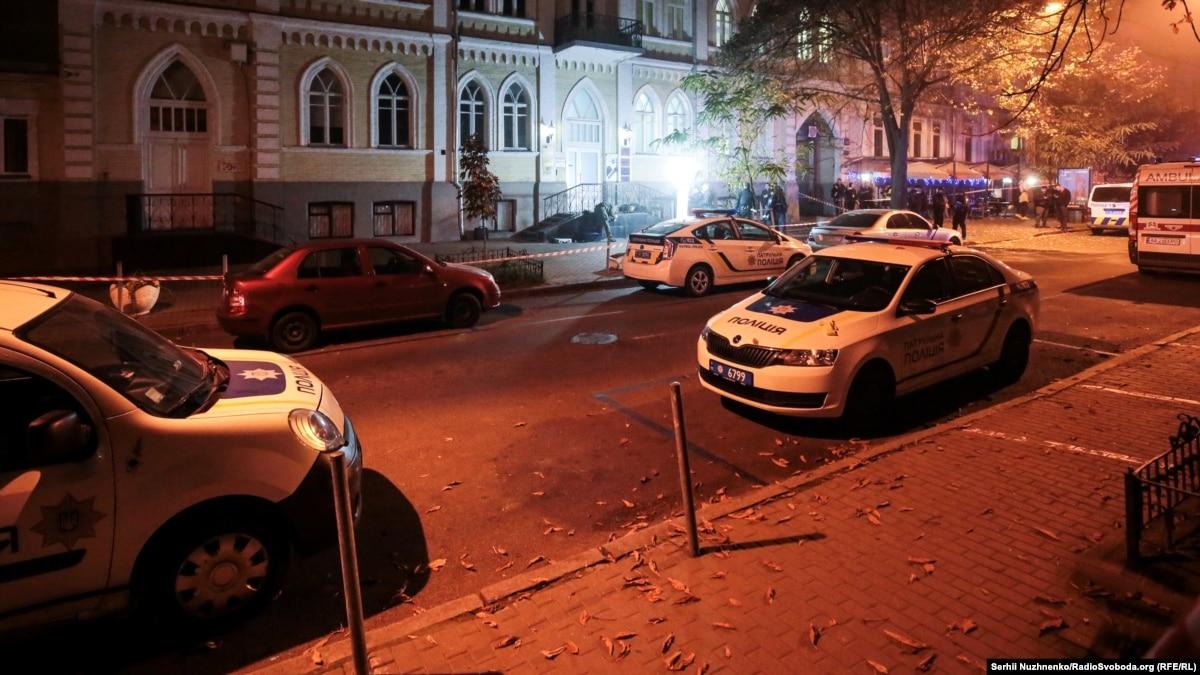 Взрыв в центре Киева: двое погибших, один человек ранен