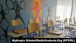 Навчальний клас в Пярнумааському центрі професійної освіти (Естонія)