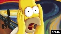 Un actor alb din distribuția Simpsons a fost înlocuit, pentru o reprezentare mai corectă.