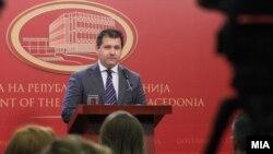 Владиниот портпарол Миле Бошњаковски изјави денеска дека грчкиот нон-пејпер е интерпретација на договорот за името