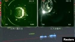 """""""Тянгун-1"""" 2011-жылдын сентябрында космоско учурулган."""