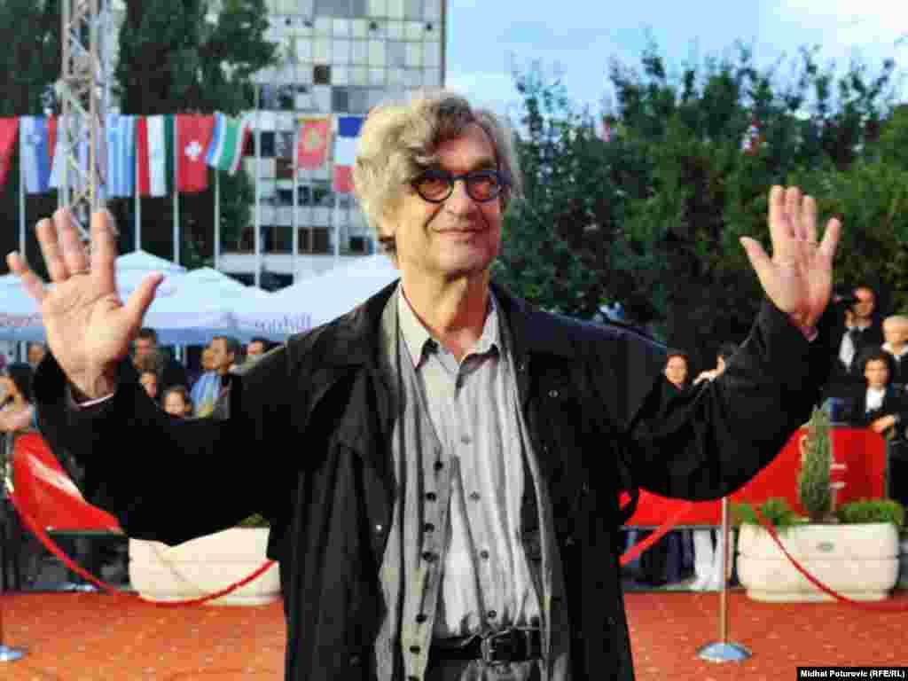 ویم وندرز، کارگردان آلمانی