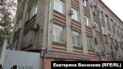 Здание Окружного военного суда. Хабаровск