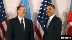 İlham Əliyev və Barack Obama, 2010