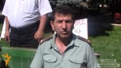 Պահեստազորի գնդապետ Վոլոդյա Ավետիսյանը կալանավորվեց