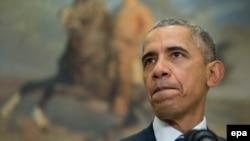АКШ президенти Барак Обама.