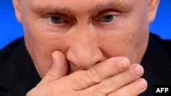 ولادیمیر پوتین، رئیسجمهوری روسیه