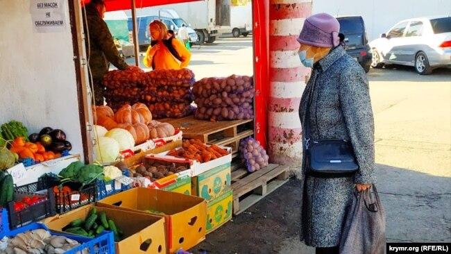 На пороге перемен: рынок «Привоз» в Симферополе (фотогалерея)