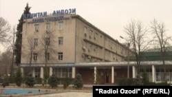 Бинои Кумитаи андози Тоҷикистон.
