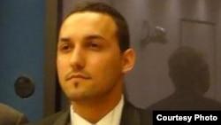 Тефик Махмут, граѓански активист, борец за правата на Ромите во Македонија.