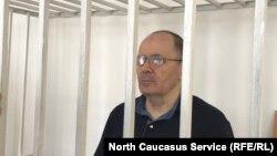 Оюб Титиев в суде