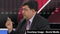شاه حسین مرتضوی معاون سخنگوی ریاست جمهوری افغانستان