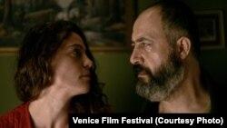 صحنهای از فیلم. عکس از دفتر جشنواره فیلم ونیز