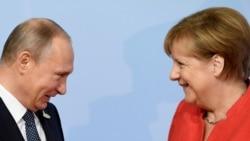 Ваша Свобода | Візит Меркель у Сочі: що Путін скаже про Донбас?
