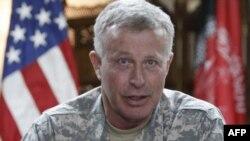U.S. Army General David McKiernan