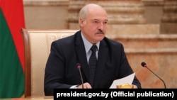 Аляксандар Лукашэнка, 20 жніўня