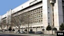 Keçmiş milli təhlükəsizlik nazirliyinin binası