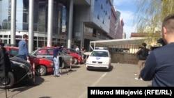 Hapšenje direktorica IRB RS Snežane Vujnić, 2016