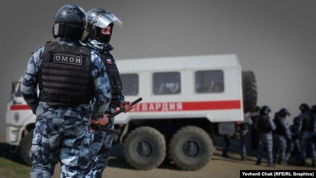 Расходы на силовиков вырастут на 97,6 млрд рублей