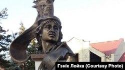Помнік Францішаку Скарыну ў Кішынёве, Малдова