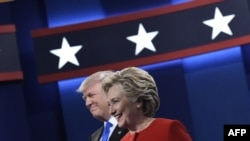 هیلاری کلینتون و دونالد ترامپ دو مناظره دیگر برگزار می کنند.