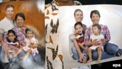 """Фотографии пассажиров, погибших в сбитом под Донецком Боинге рейса МН-17 """"Малайзийских авиалиний"""""""