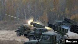 Ուկրաինական բանակի զորավարժություններ, արխիվ