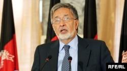 Міністр закордонних справ Афганістану Залмай Расул