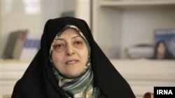 معصومه ابتکار، رییس سازمان حفاظت محیط زیست ایران