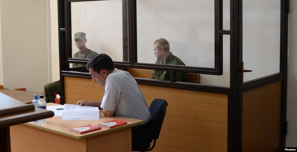 Русский военный навсе 100% признал вину поделу обубийстве семьи вГюмри