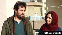 شهاب حسینی و ترانه علیدوستی در فیلم «فروشنده»