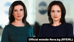 Миролюба Бенатова и Генка Шикерова