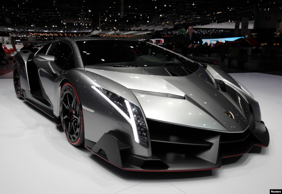 Super Cars Name Your Poison
