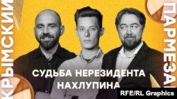 Судьба нерезидента: искали в Киеве, арестовали в Москве | Крымский.Пармезан