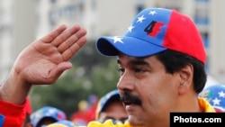 Актуелниот претседател Николас Мадуро